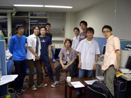 2005-07-22: HLAC_GRID Group Meeting: Members