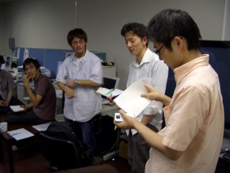 2005-07-22: HLAC_GRID Group Meeting: Summary